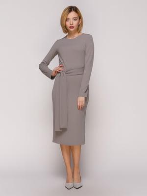Сукня сіра | 4916113