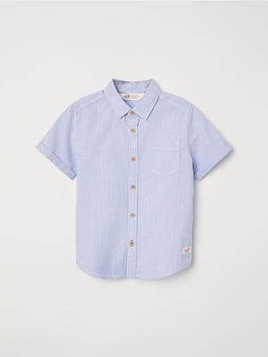 Рубашка в полоску | 4923294