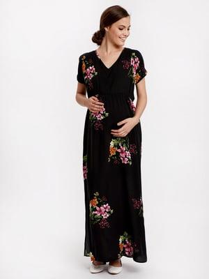 Сукня з квітковим принтом | 4926043
