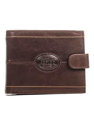 Бумажник темно-кофейного цвета | 4914251