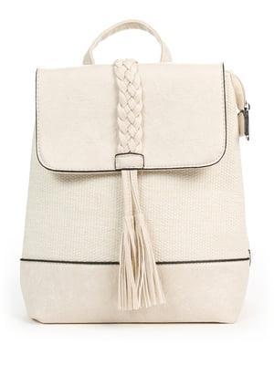 Рюкзак білий | 4919080