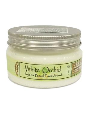 Скраб для лица с гранулами жожоба «Белая орхидея» (100 мл) | 4932732