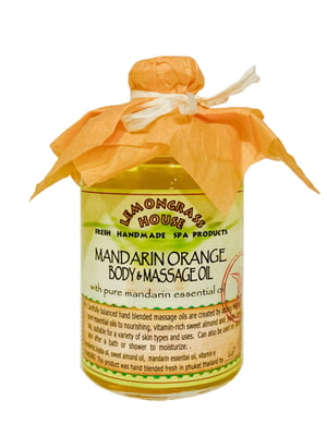Масло для тела и массажа «Мандарин» (120 мл) | 4932791