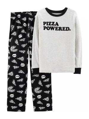 Пижама: лонгслив и брюки | 4934627