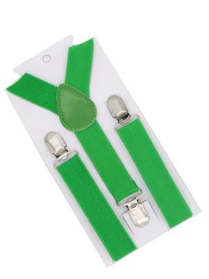Підтяжки зелені | 4935162