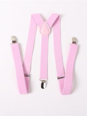 Підтяжки рожеві   4935178