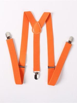 Підтяжки помаранчеві   4935181