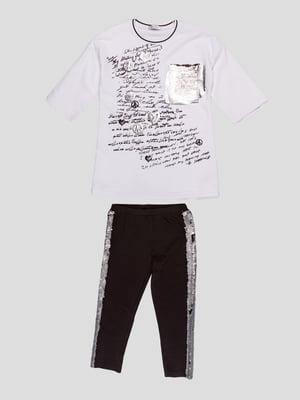Комплект: лонгслів і штани | 4781291