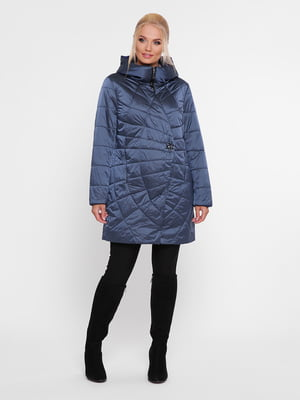 Куртка голубая | 4932325