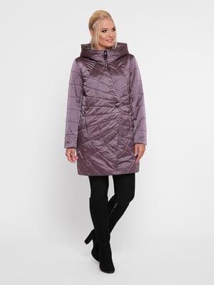 Куртка фиолетовая | 4932326