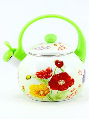 Чайник зі свистком (2,2 л) | 4627808