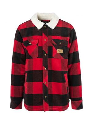 Куртка клетчатая   4630275