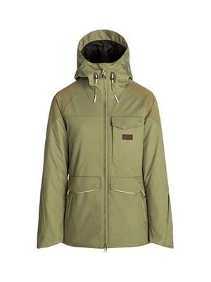Куртка цвета хаки - Rip Curl - 4630341