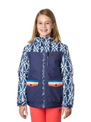 Куртка в принт   4630347