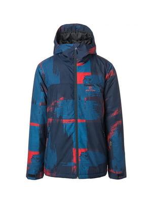Куртка синяя   4770468
