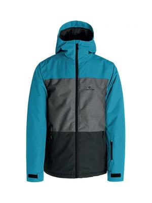 Куртка синяя   4770471