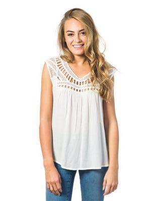 Блуза белая | 4791808