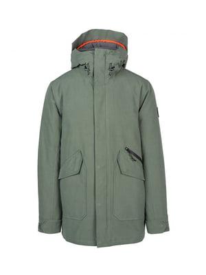 Куртка цвета хаки   4770384