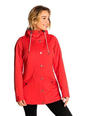 Куртка червона | 4770425