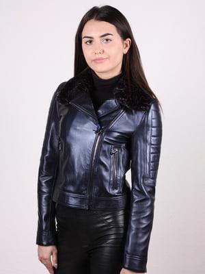 Куртка темно-фиолетовая   4936848