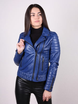 Куртка синяя   4936892