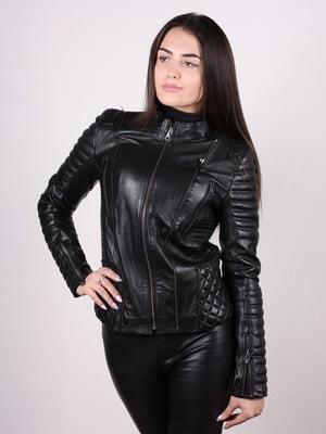 Куртка чорна | 4936893