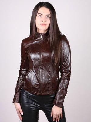 Куртка коричнева | 4936880