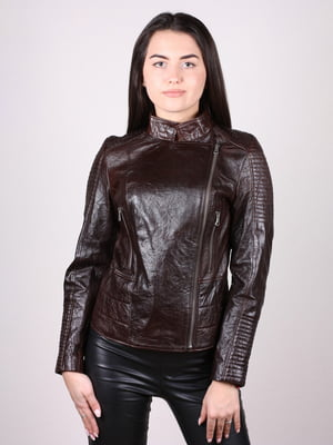 Куртка темно-коричневая   4936882