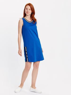 Сукня синя | 4939300