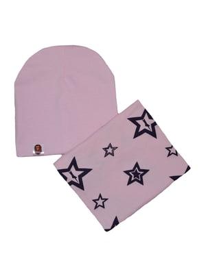 Комплект: шапка и снуд   4944190