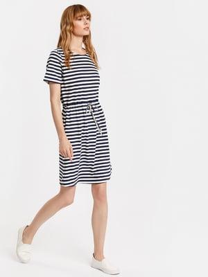 Платье в полоску | 4946769