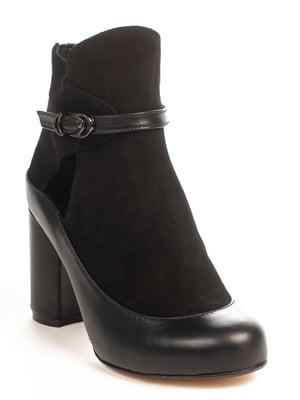 Ботинки черные | 4917901