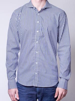 Рубашка в полоску | 4947948