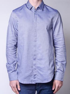 Рубашка голубая | 4947950