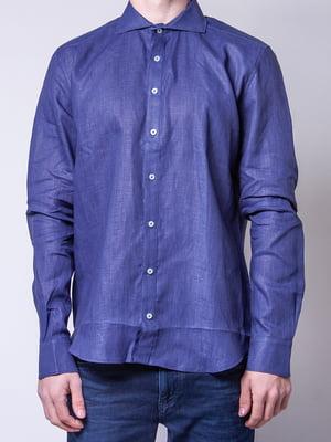 Рубашка синяя | 4947955