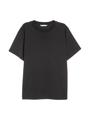 Футболка черная | 4937765