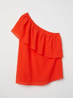 Топ помаранчевий | 4938624