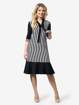 Платье в полоску | 4948243
