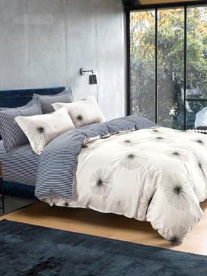 Комплект постельного белья двуспальный (евро) | 4949186