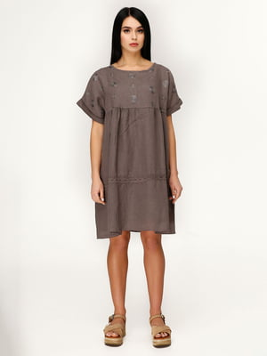 Сукня коричнева   4949894