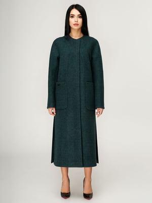 Пальто зеленое | 4949916
