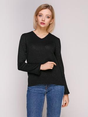 Пуловер черный | 4906841