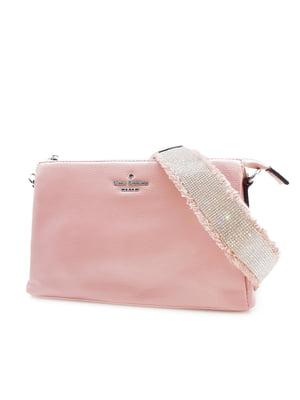 Клатч рожевий | 4950330