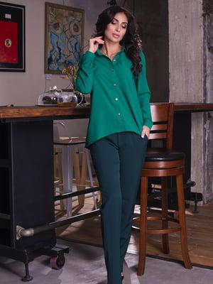 Штани зелені | 2689915