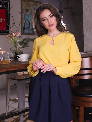 Блуза желтая | 3064321