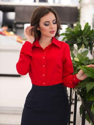 Рубашка красная | 3161168