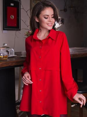 Сорочка червона | 4613545