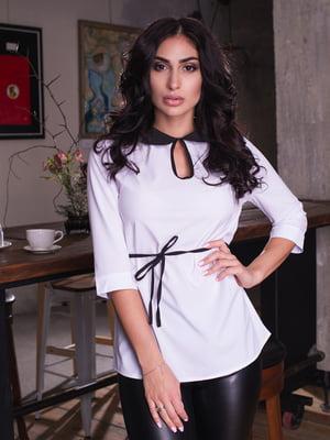 Блуза біла | 4613546