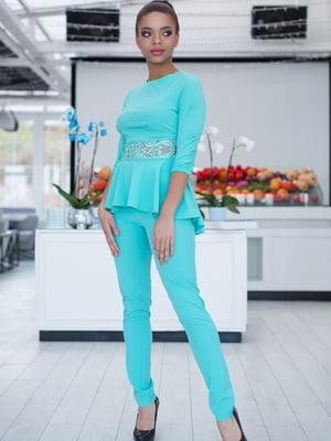 Костюм: блуза і штани | 4613797