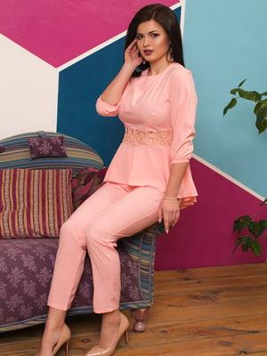 Костюм: блуза і штани | 4614046